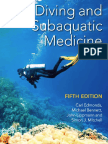 Bennett, Michael H._ Edmonds, Carl_ Lippmann, John_ Mitchell, Simon-Diving and Subaquatic Medicine-CRC Press (2016)