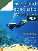 Bennett, Michael H._ Edmonds, Carl_ Lippmann, John_ Mitchell, Simon-Diving and Subaquatic Medicine-CRC Press (2016)