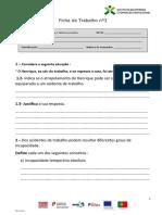 Ficha Sobre Acidentes e Doenças Profissionais Doc