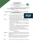 Sk Pemberian Informasi Kepada Masyarakat Tentang Kegiatan Program, Pelayanan Puskesmas