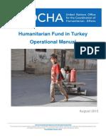 Hpf Turkey Operational Manual English 26-01-2016 0