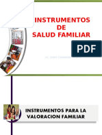 7.- Instrumentos de Salud Familiar
