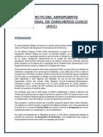 PROYECTO DEL AEROPUERTO INTERNACIONAL DE CHINCHEROS CUSCO (AICC)-ENSAAYO.docx