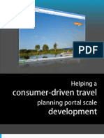 A Case Study- Comprehensive Travel Portal