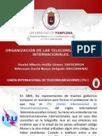 Exposicion Introduccion a Las Telecomunicaciones