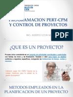 Programacion Pert-cpm y Control de Proyectos
