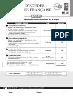 DELF B2 Sample Paper 3
