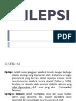 Responsi Teori Epilepsi
