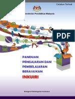 Buku Panduan P&P Inkuiri X Pengarah