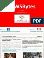 NEWSBytes Edition 2