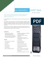 Hypm Rack Telecom and Data