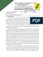 Laporan Dynamic Cone Penetrator (DCP)