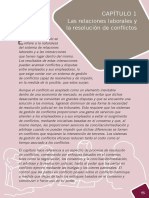 Resolución de Conflictos Laborales