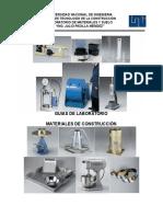Guias de Laboratorio de Materiales-De Construccion