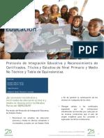educacion Mercosur