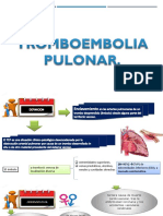 Tromboembolia Pulmonar FINAL