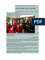 El Presidente Peña Nieto Visitará Hoy Primaria en La Delegación Álvaro Obregón