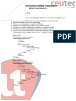Estructura de Datos I - Tarea 01