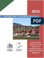 Usos finales y curva de oferta de conservación de la energía en el sector de residencial de Chile.pdf
