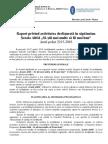 Raport Scoala Altfel 2016 Școala Gimnazială Homocea
