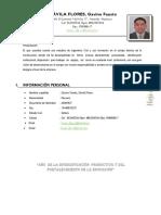 HOJA DE VIDA FAUSTO -  HUANUCO......docx