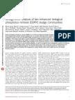 Martin 2006 EBPR Nature McMahon Metagenomics