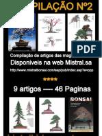 Bonsai Pasion - Compilação Nº2