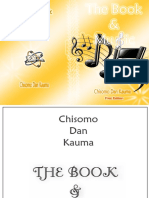 The Book and Music by Chisomo Dan Kauma