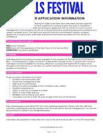 FL16 Volunteer Application Information2