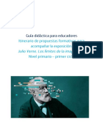 Guía Didáctica Julio Verne Escuelas Primarias 1er Ciclo