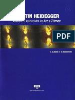 M. Heidegger Génesis y estructura de Ser y tiempo.pdf
