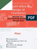 Rapport entre design et évolution technologique.pptx