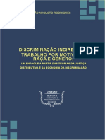 J. a. Rodrigues - Discriminação Indireta