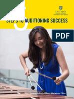 ESM eBook Audition Success