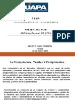 La Informática en La Enseñanza.pptx