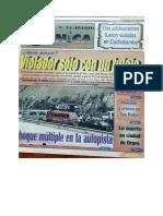 Artículo de El Diario del 2 de febrero de 2000 sobre José Luis Flores