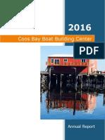Annual Report 2016 CBBBC