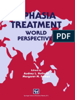 Anna Basso (Auth.), Audrey L. Holland Ph.D., Margaret M. Forbes Ph.D. (Eds.)-Aphasia Treatment_ World Perspectives-Springer US (1993)
