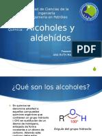 Alcoholes y Aldehídos