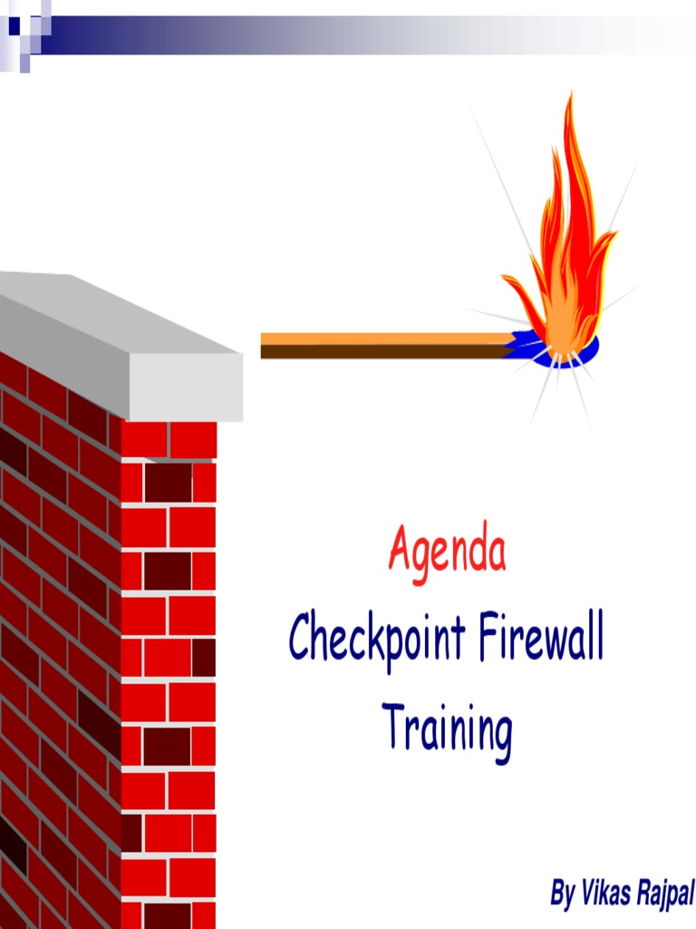 Checkpoint (CCSA-NGX) Course Details | Firewall (Computing