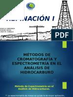 Métodos de Cromatografía y Espectrometría en El Análisis