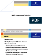QMS Awareness Training.ppt