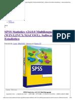 SPSS Statistics v24.0-LINUX