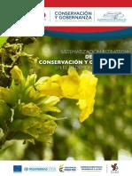 Sistematización de la estrategia del programa Conservación y Gobernanza de Patrimonio Natural