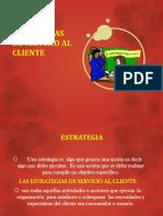 Cap 2. Estrategias de Servicio Al Cliente