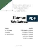 Unidad 1 Sistemas Telefonicos
