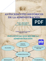 ADMINISTRACION CATEDRA