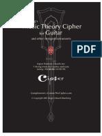 7 String GambaChords Cipher