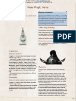 Excerpt - 5e Magic Items From Dragonlance