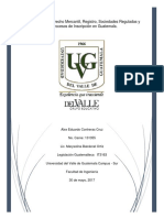 Historia Del Derecho Mercantil en Guatemala